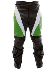 Leather Motorcycle Trousers for Men