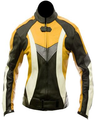 new release the latest popular stores Womens Leather Motorcycle Jacket : Splashy Gear